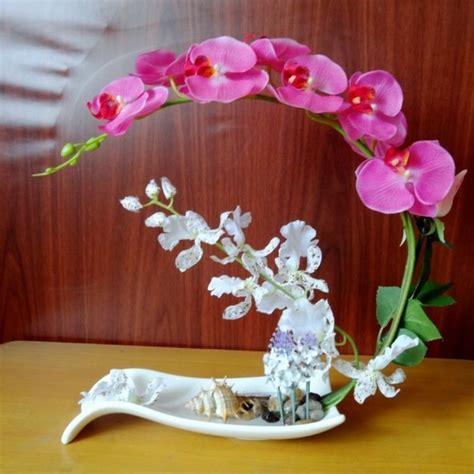 Pot Anggrek Unik 11 inspirasi tanaman hias mini untuk meja kerja usir