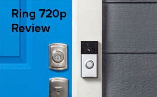 ring 720p review: the best diy video doorbell, but with a