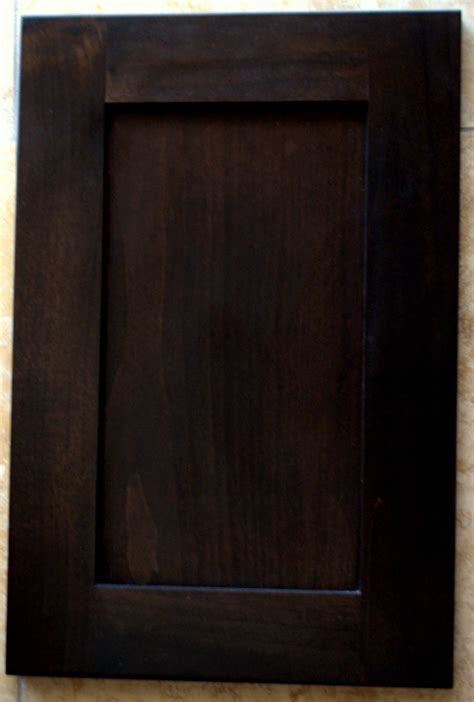 Staining Cabinet Doors Foothills Cabinet Company Boise Idaho Cabinet Door Panel Styles Finish Options