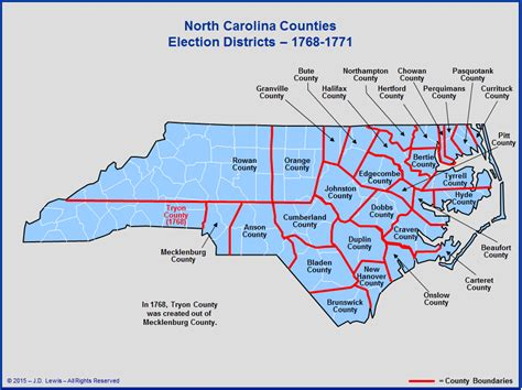 what is the house of burgesses the royal colony of north carolina the house of burgesses election districts map