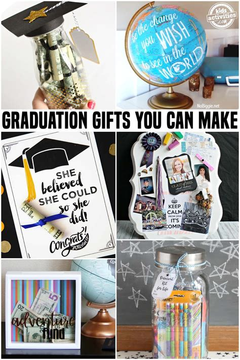 Graduation Gifts by Awesome Graduation Gifts You Can Make At Home