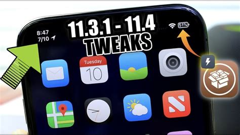 best iphone x jailbreak tweaks on cydia for ios 11 3 1