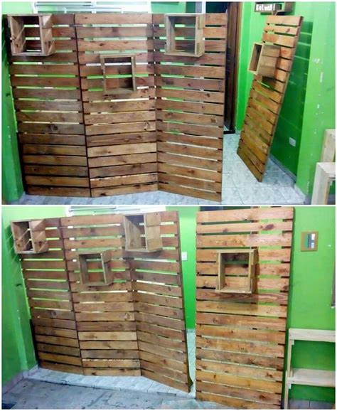 Pallet Room Divider Best Diy Ideas For Reusing Wooden Pallets Pallet Wood Projects