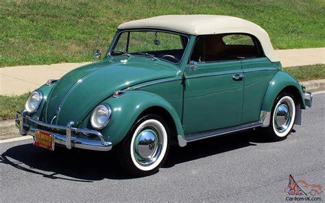 volkswagen beetle 1960 1960 volkswagen beetle new