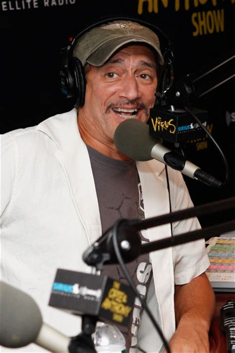 the anthony cumia show anthony cumia pictures celebs perform at the siriusxm