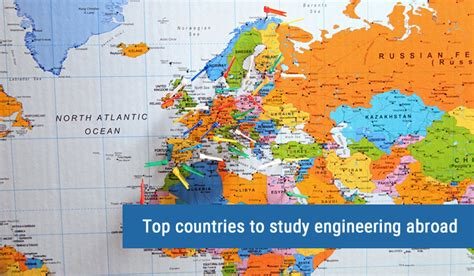Why Study Mba After Engineering by Top Destinations To Study Engineering Check Here