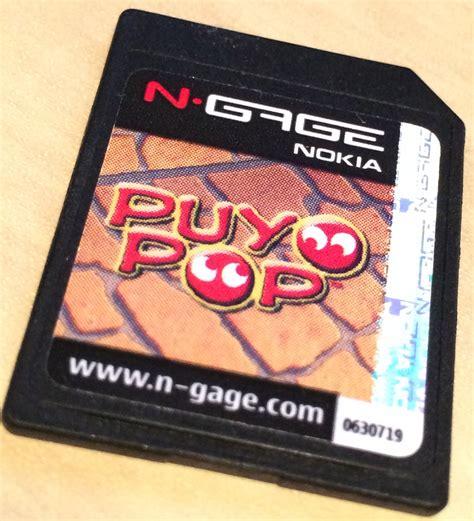 Memory Card N Gage 4gb Mmc Card In N Gage My Symbian My Maemo My Meego