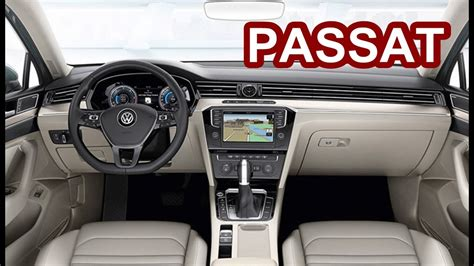 volkswagen passat 2016 interior 2016 volkswagen passat interior us version