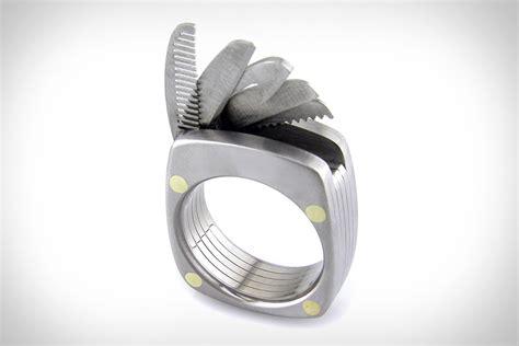 Titanium Utility Ring   Uncrate