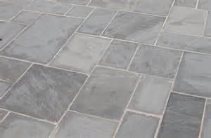 Patio Paving Stones Prices by Grey Sandstone