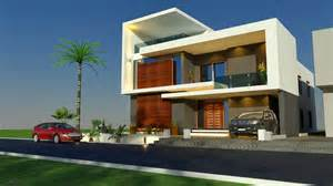 3d front elevation com house home contemporary modern european home design rumah minimalis