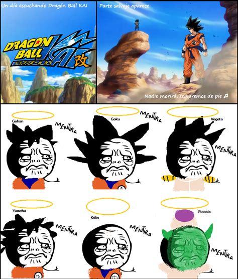 Memes De Dragon Ball Z En Espaã Ol - dragon ball www meme adictos org p 225 gina 2