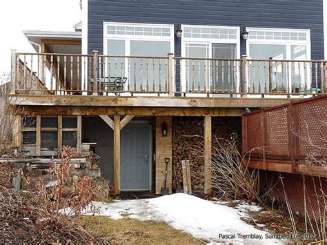 how to build a wrap around porch 17 best ideas about under deck storage on pinterest deck