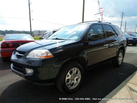 2001 Acura Mdx Reviews by 2001 Acura Mdx 4dr Suv Touring Pkg 2018 Dodge Reviews