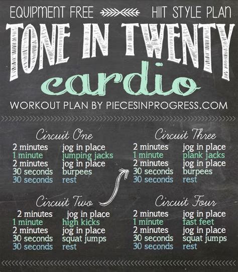best 25 cardio workouts ideas on