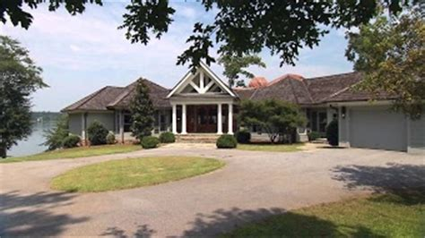 chrisley house what lake todd chrisley lake house in sc grcom info