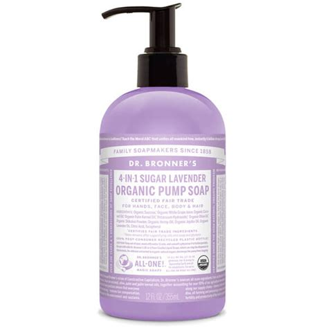 Sale Dr Soap dr bronner organic shikakai lavender soap 355ml free delivery