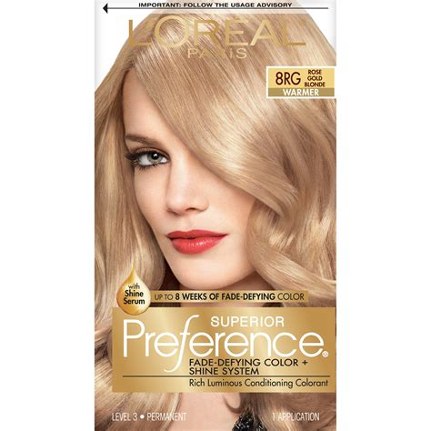 l oreal hair color l or 233 al superior preference permanent