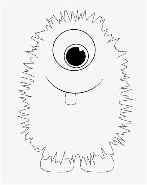 monster coloring pages preschool monster coloring sheets free coloring sheet