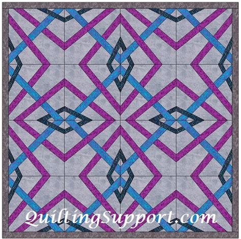 Scottish Quilt Patterns by Celtic Template Quilting Patterns