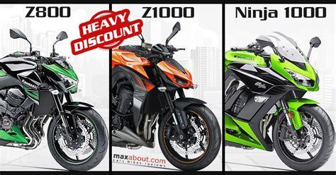 Kawasaki Dealers In by Kawasaki Dealers Offering Heavy Discounts