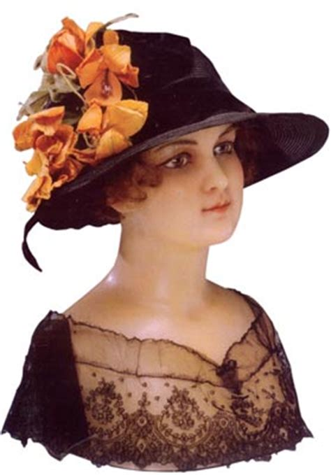 a feather in your cap: how women wore their hats, from
