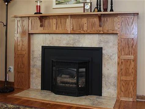 trim around hearth fireplaces