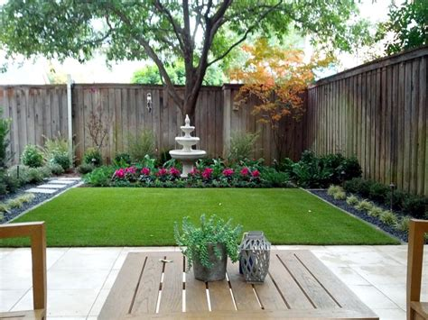 Fake Turf Victoria Texas Landscape Design Backyard Landscape Design For Small Backyard