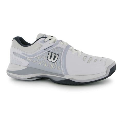 wilson mens nvision elite tennis shoes trainers 3d arch