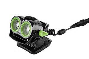 led mountainbike beleuchtung led lenser xeo 19r bei mountainbike magazin de
