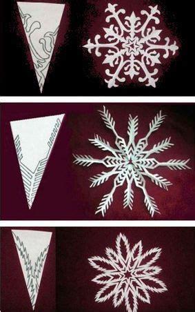 Weihnachtsdeko Für Fenster Aus Papier by 25 Einzigartige Schneeflocke Vorlage Ideen Auf