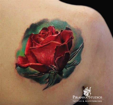 tattoo 3d rosas 40 eye catching rose tattoos nenuno creative