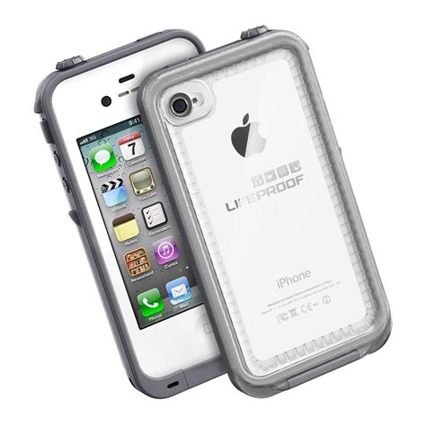 lifeproof iphone 4s waterproof iphone 4 and iphone 5 cases recommended by mytrendyphone paperblog