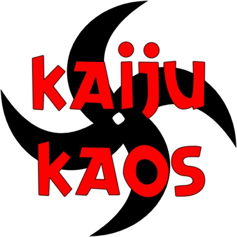 Kaos Goodyear Logo 1 bailey records kaiju kaos
