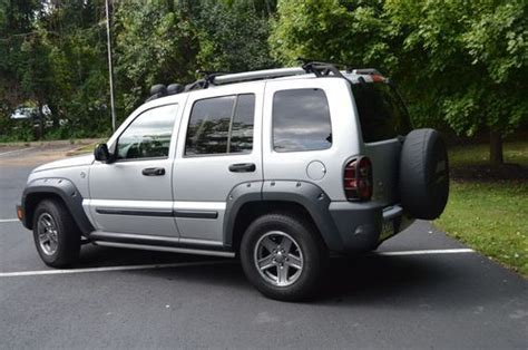 Jeep Liberty Trail Find Used 2005 Jeep Liberty Renegade Trail Edition