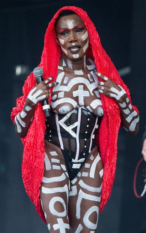 best of grace jones to the grace jones lets it all hang out at