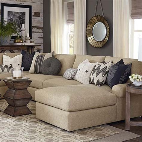beige sofa with gray walls sutton u shaped sectional living room couches johannesburg