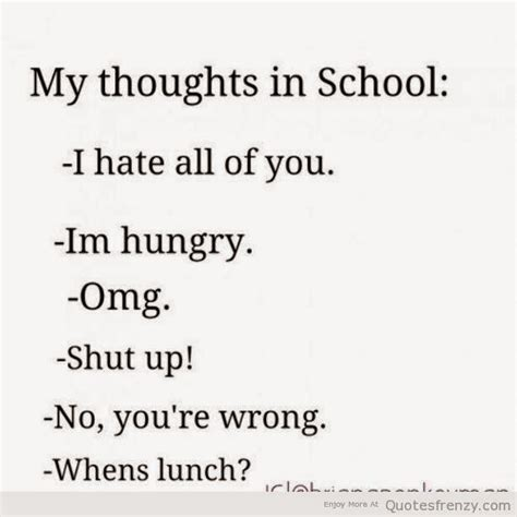 i hate school funny pictures i hate school quotes quotesgram