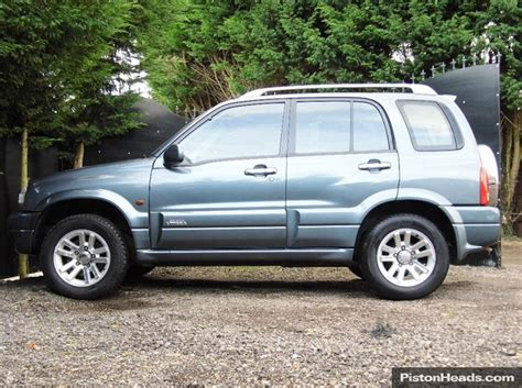 Suzuki Grand Vitara Fuel Economy Suzuki Grand Vitara 2 5 2005 Technical Specifications