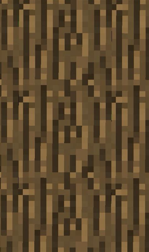 minecraft oak wood wallpaper fondos de pantalla