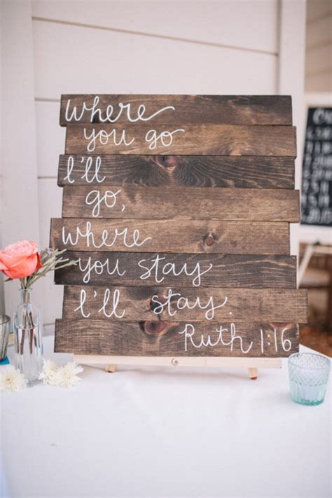 s in ideas 22 great wedding sign ideas to inspire your big day oh