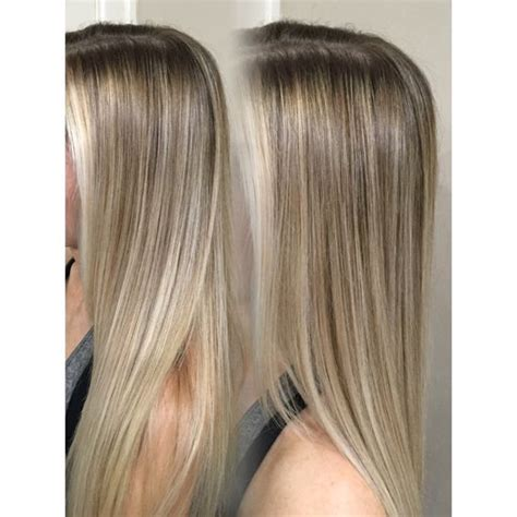 beige blolond highligh stylists long hair and hair salons on pinterest
