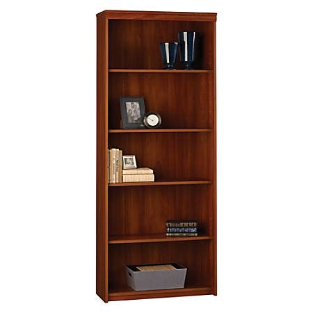 ameriwood 5 shelf bookcase ameriwood westmont 5 shelf bookcase expert plum by office