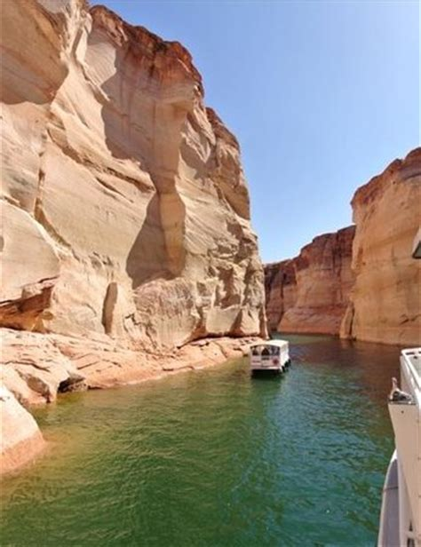 lake powell boat tours reviews lake powell boat tour picture of lake powell resort
