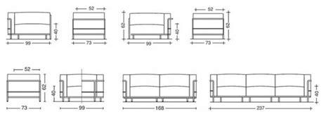 photos canap 233 4 places dimensions