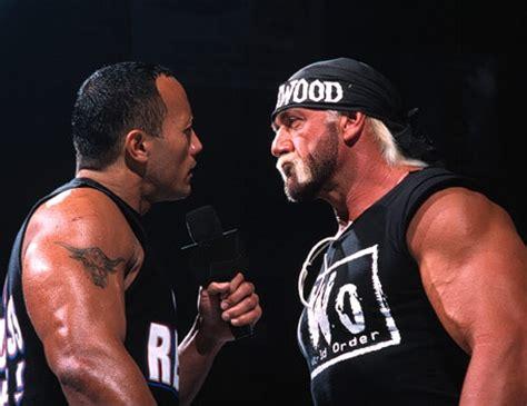 reverse wrestling wwf the rock the undertaker vs stone wwf the rock vs hulk hogan the main event of