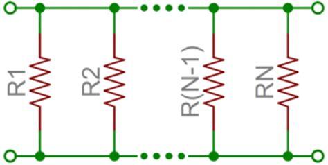 resistors in series and parallel tutorial resistors learn sparkfun