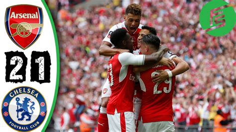 arsenal  chelsea   highlights goals