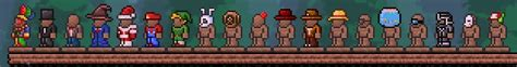 Terraria Vanity Clothes by Vanity Items Terraria Wiki