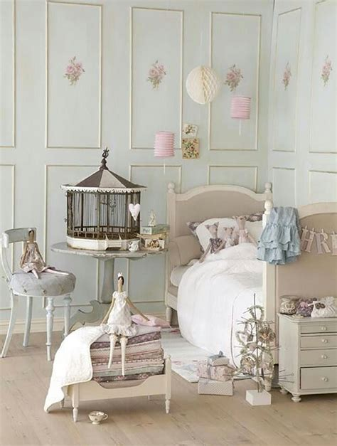 Camerette Shabby Chic by 30 Camerette Per Bambini In Stile Shabby Chic Mondodesign It